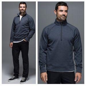 Lululemon Men's Revolution 1/2 Zip Pullover Fleece